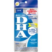 DHC 20日DHA80粒