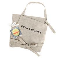 DEAN&DELUCA(ディーン&デルーカ)リネンエプロン&クッキーギフトセット 2000009400205 1セット